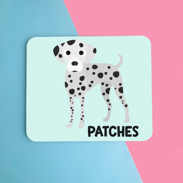 Dalmatian Mouse Pad - The Dapper Paw