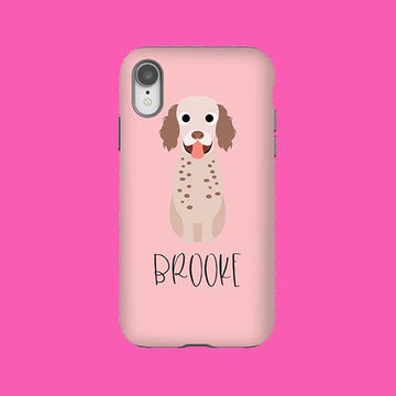 English Setter Phone Case - The Dapper Paw