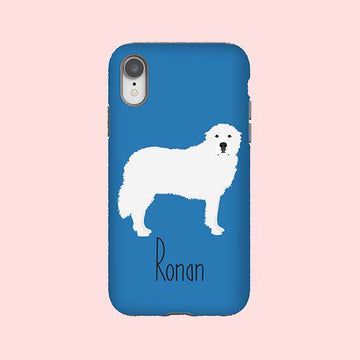 Great Pyrenees Phone Case - The Dapper Paw