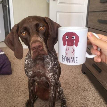German Shorthair Mug - The Dapper Paw