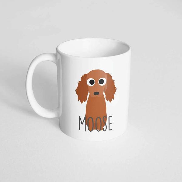 Boykin Mug - The Dapper Paw