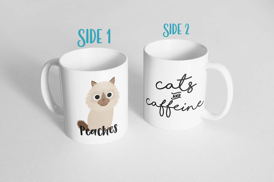 Cat Mug - The Dapper Paw