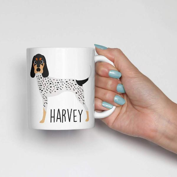 Coonhound Mug - The Dapper Paw