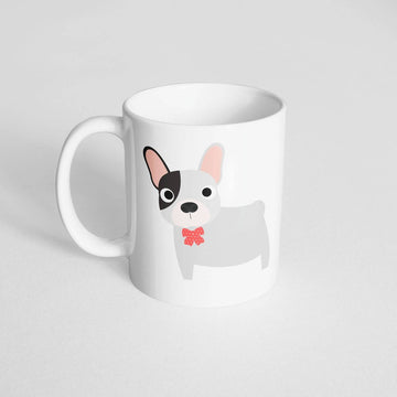 French Bulldog Mug - The Dapper Paw