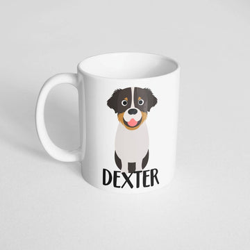 Bernese Mountain Dog Mug - The Dapper Paw