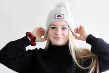 Buffalo Plaid Stocking Cap