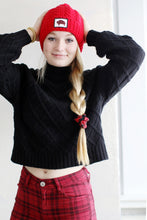 Buffalo Plaid Scrunchie
