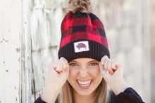 Buffalo Buffalo plaid Stocking Cap