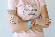 Feel Free to Feel Free T-shirt (Women)
