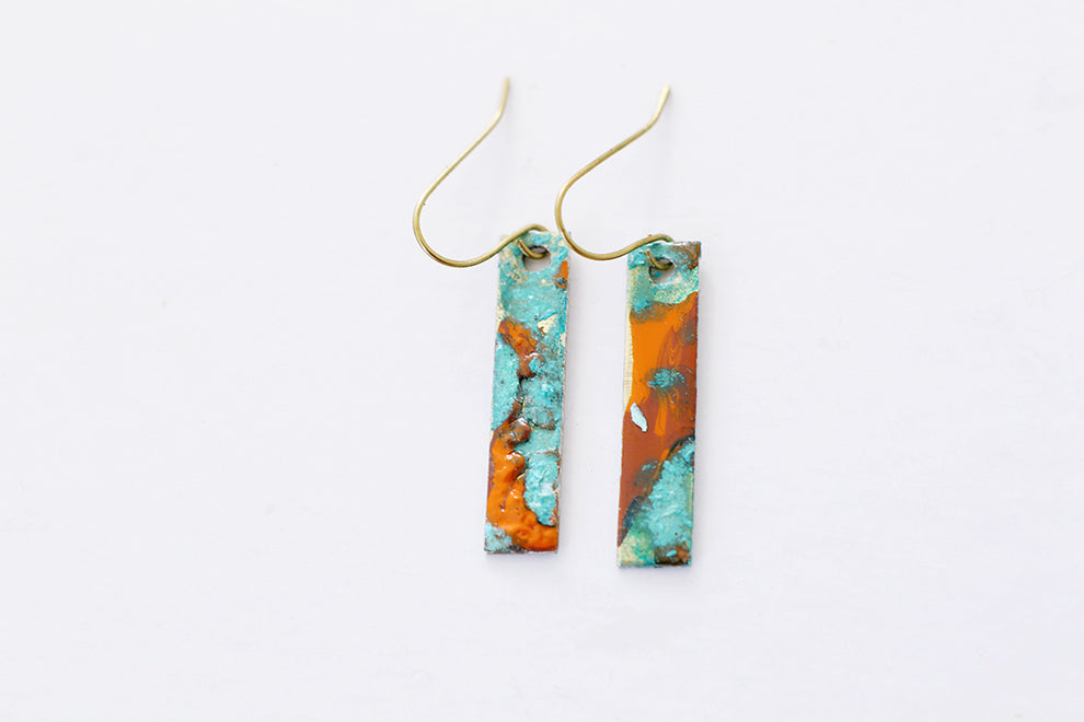 Inferno Teenie Earrings