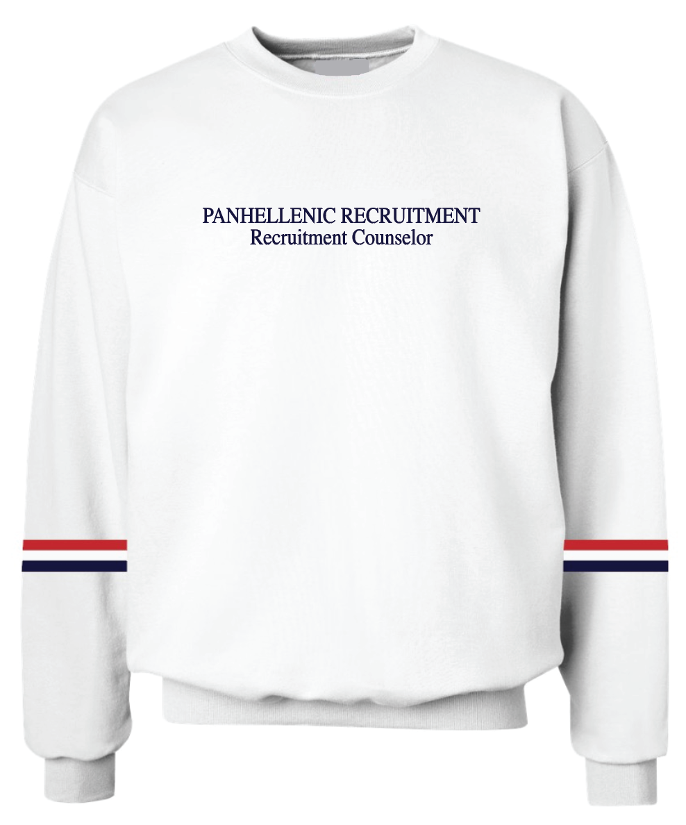 ASU Recruitment Counselor Crewneck