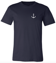 Delta Gamma SDSU Anchor Splash Shirt