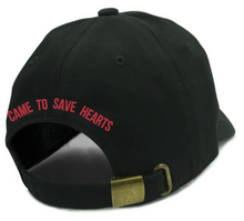 Sweethearts Week Hat - Black (Kappa Alpha Order)