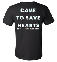 Sweethearts Week Shirt - Black (Theta Chi)