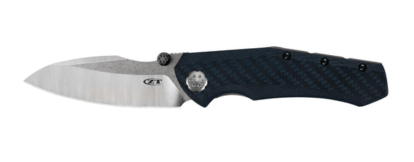 Zero Tolerance Sub Framelock Carbon Fiber 0850 Folding Knife USA