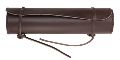 Helle Knives Genuine Leather Knife Roll Bag For 6 Knives