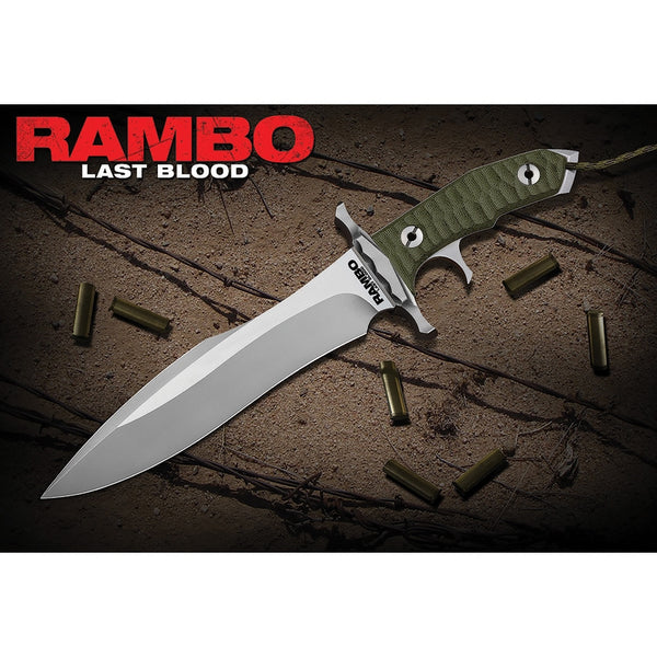 Rambo Last Blood Heartstopper Knife