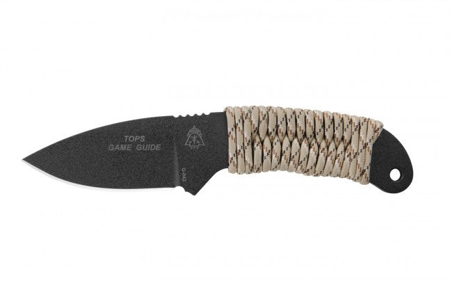 Tops Knives Game Guide Knife GMGD-01