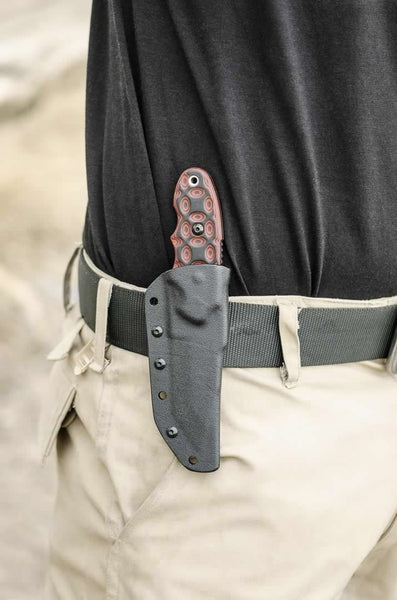 Tops Covert Anti Terrorism Knife C.A.T. 200H-02 Rocky Mountain