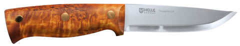 Helle Temagami Carbon Knife
