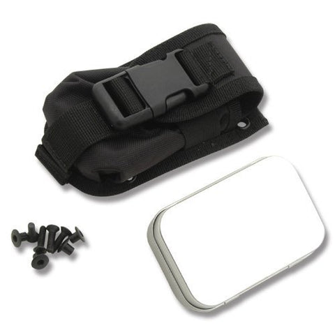 Black Accessory Pouch For ESEE-5 Sheath ESEE-52-POUCH