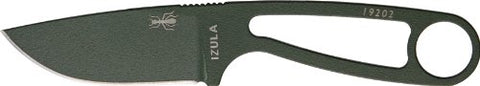 ESEE OD Izula Knife w/ Black Sheath - IZULA-OD