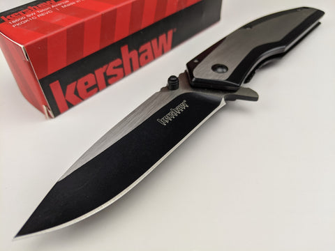 Kershaw Starter SpeedSafe Assisted Opening Frame Lock Folder Knife 1316