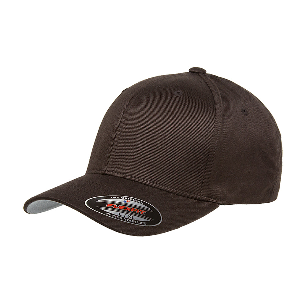 Flexfit Baseball Original Flexfit 6277 Brown Brun