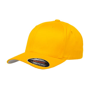 Flexfit Baseball Original Flexfit 6277 Gold Guld