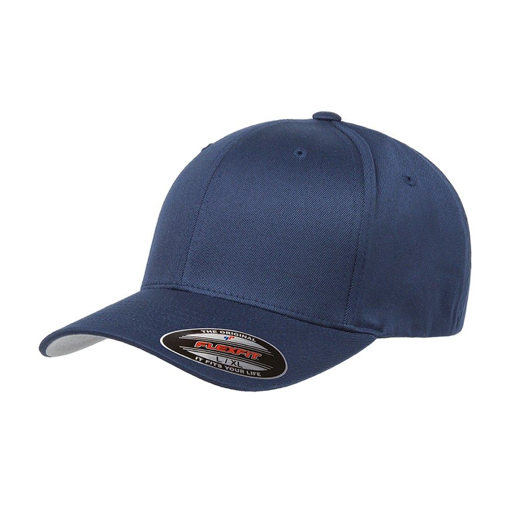 Flexfit Cap Kids Baseball Blue Blå