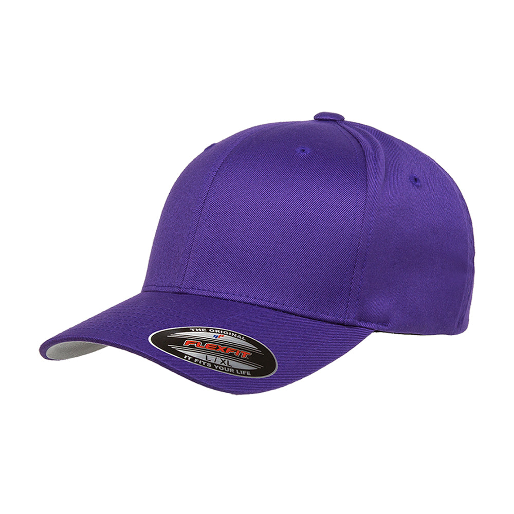 Flexfit Baseball Original Flexfit 6277 Purple Lilla