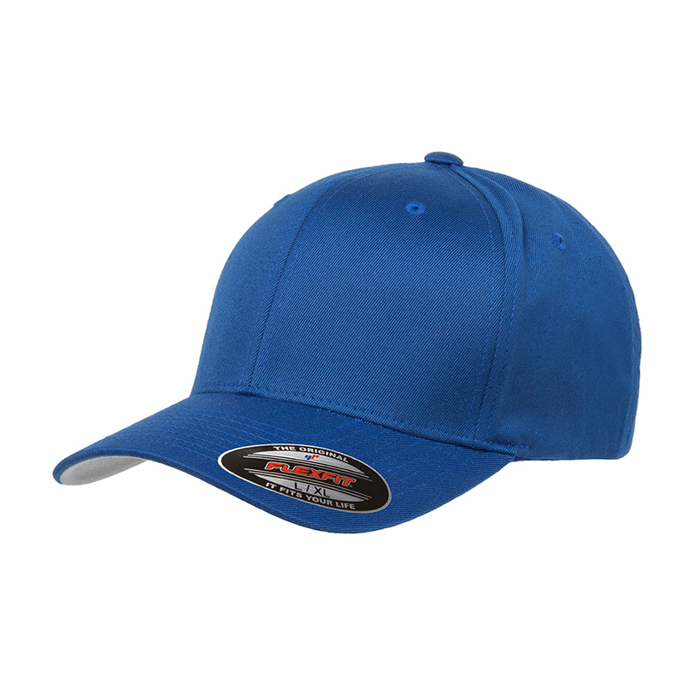 Flexfit Baseball Original Flexfit 6277 Blue Blå