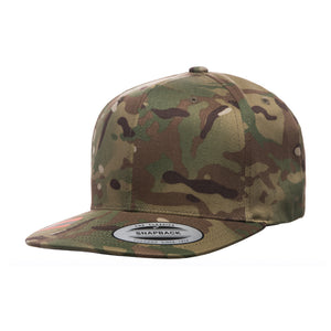Flexfit Multicam Baseball Snapback 6089MC Camo