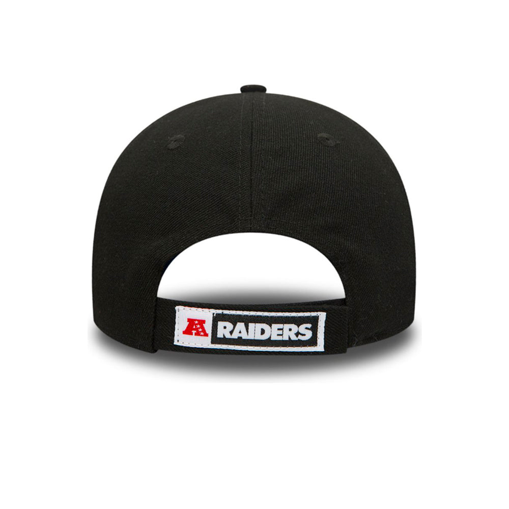 New Era Oakland Raiders 9Forty Adjustable Justerbar Black Sort