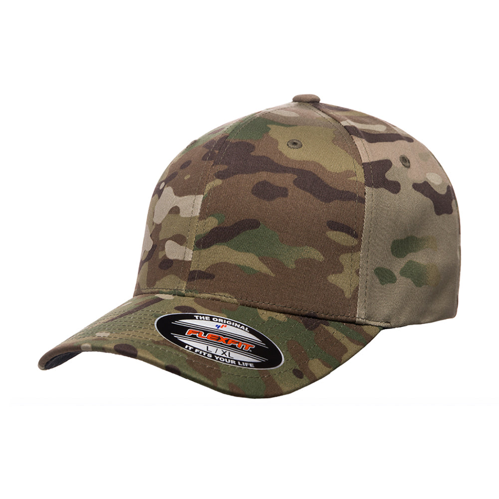 Flexfit Multicam Baseball Flexfit 6277MC Camo