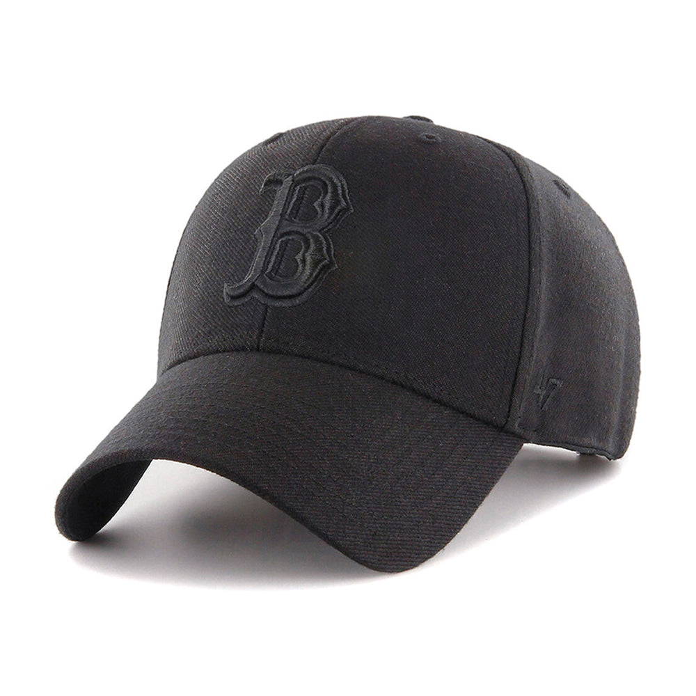 47 Brand Boston Red Sox MVP Snapback Black Sort