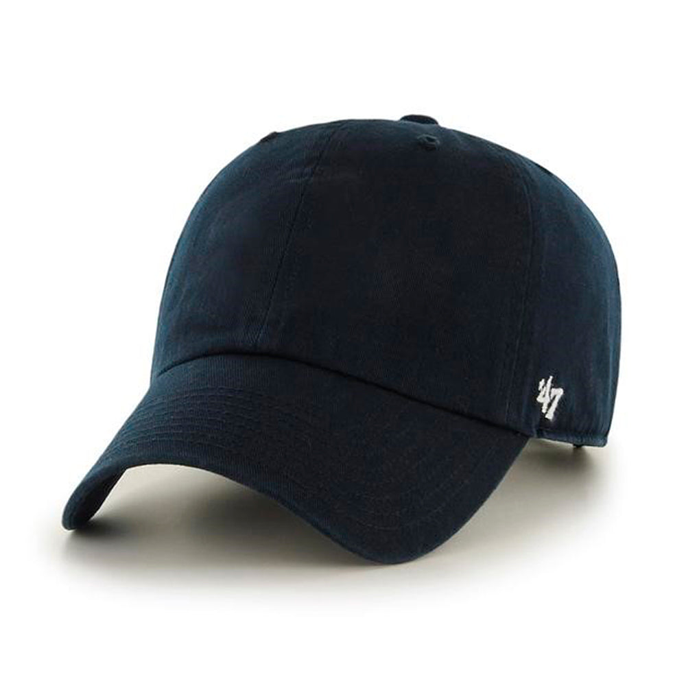 47 Brand Classic Clean Up Adjustable Navy Blå