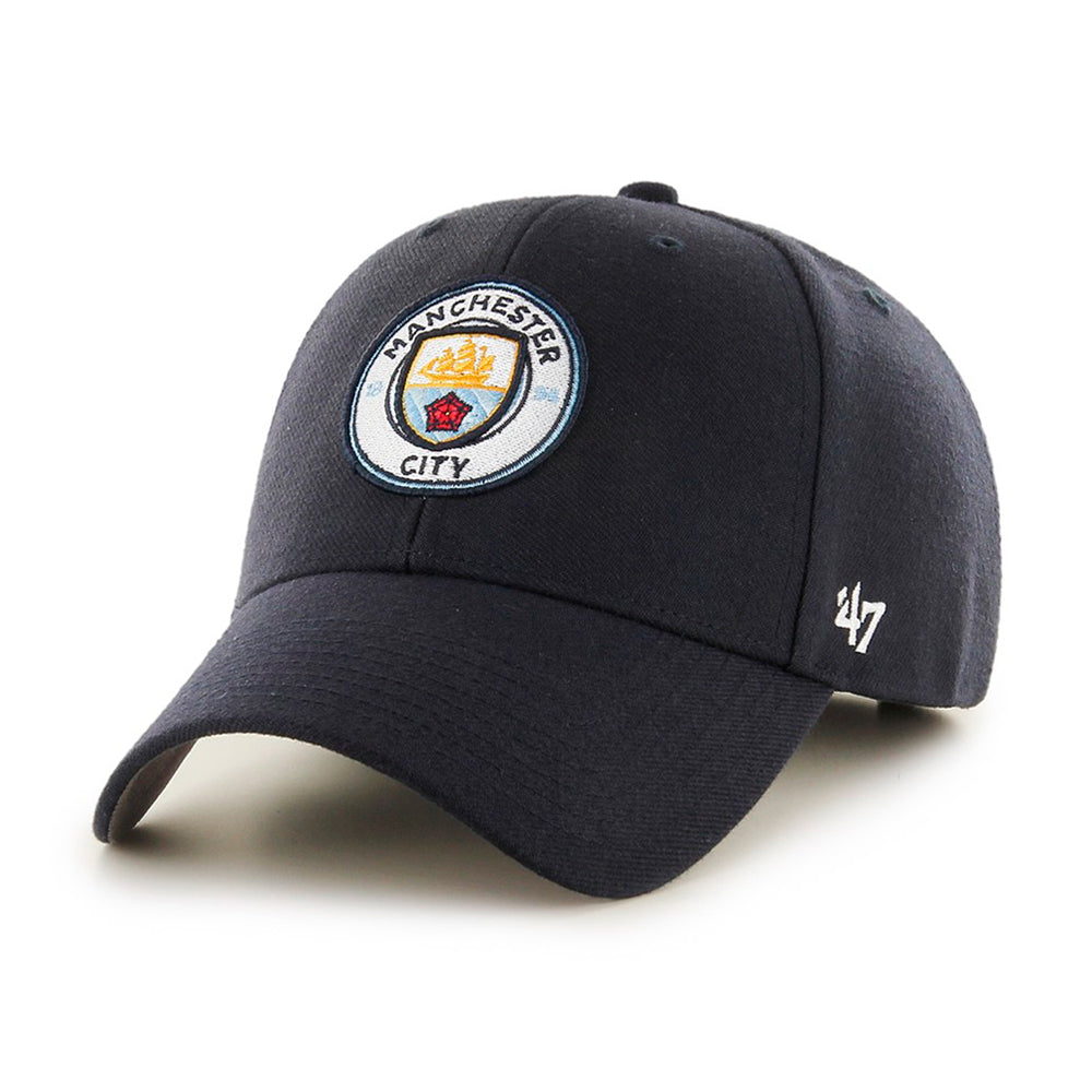 47 Brand Manchester City MVP Adjustable Navy Blå