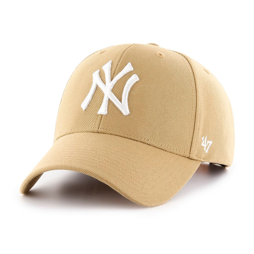 9debdfca7 47 Brand - NY Yankees MVP - Snapback - Old Gold – High5Shop.dk