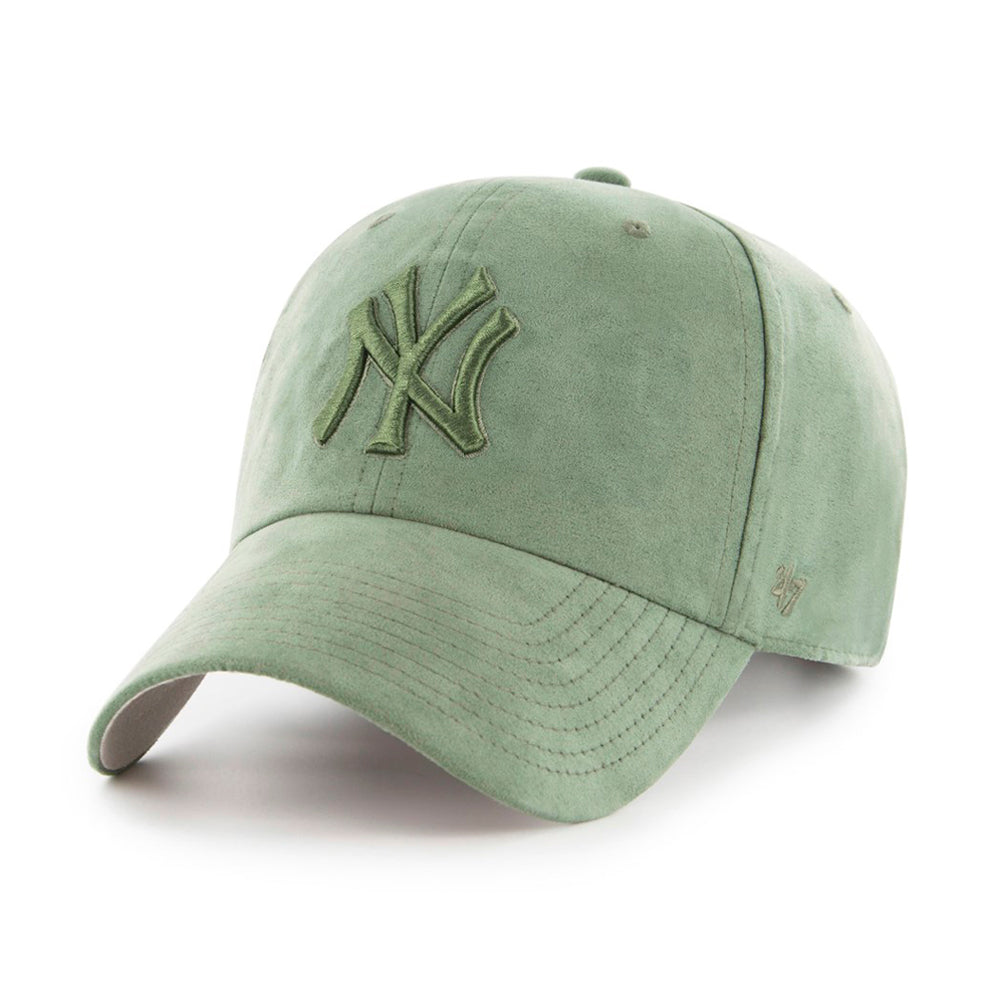 47 Brand NY Yankees Ultra Basic Clean Up Justerbar Moss Green Grøn