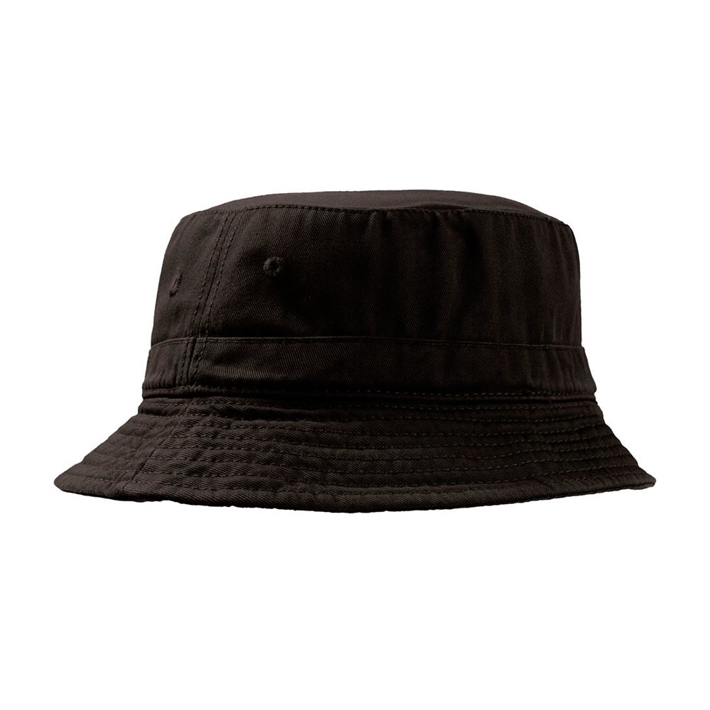Atlantis Forever Bucket Hat Bølle Hat Black Sort