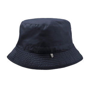Atlantis Pocket 2 Colored Bucket Hat Navy Grey Blå Grå