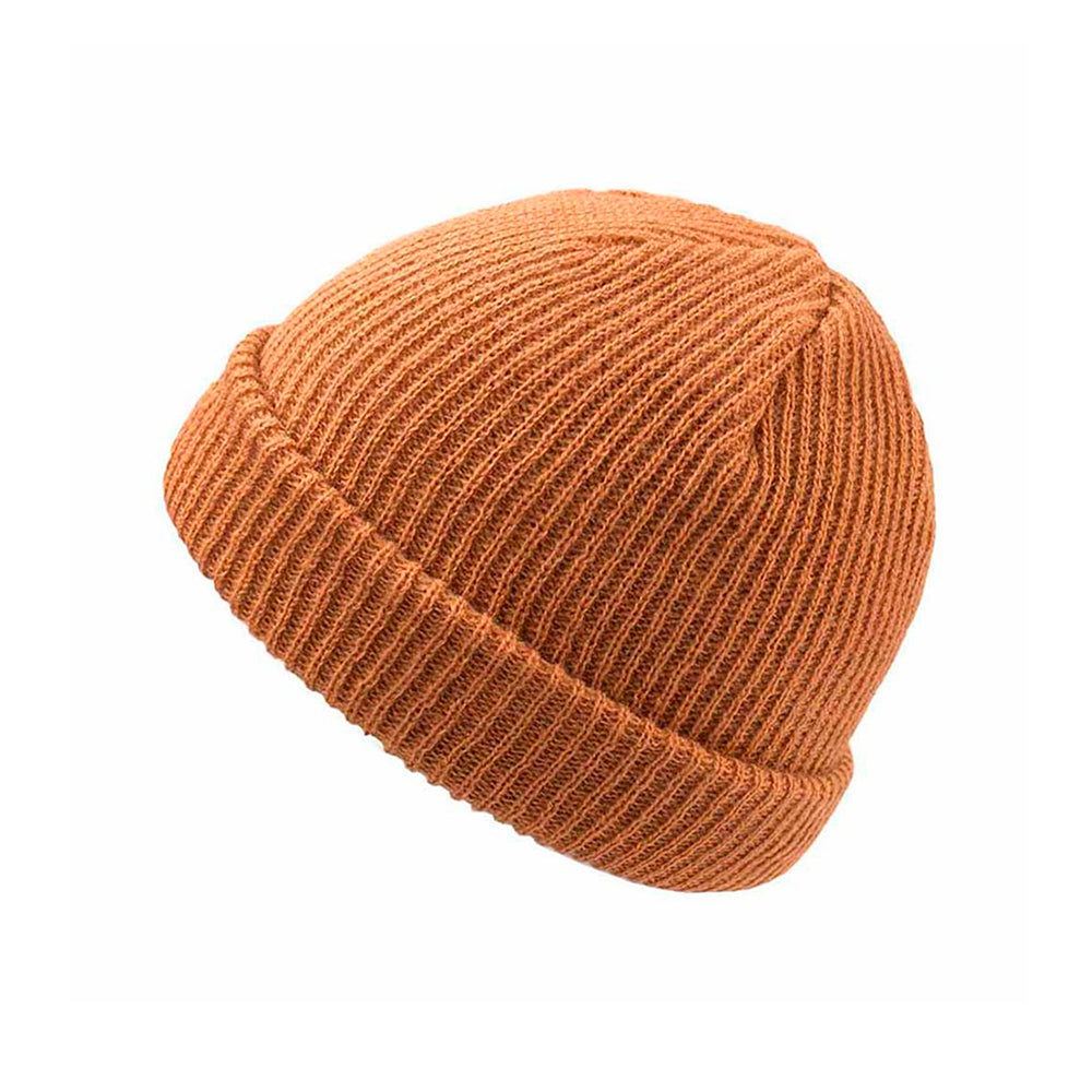 Atlantis Rib Hue Beanie Orange