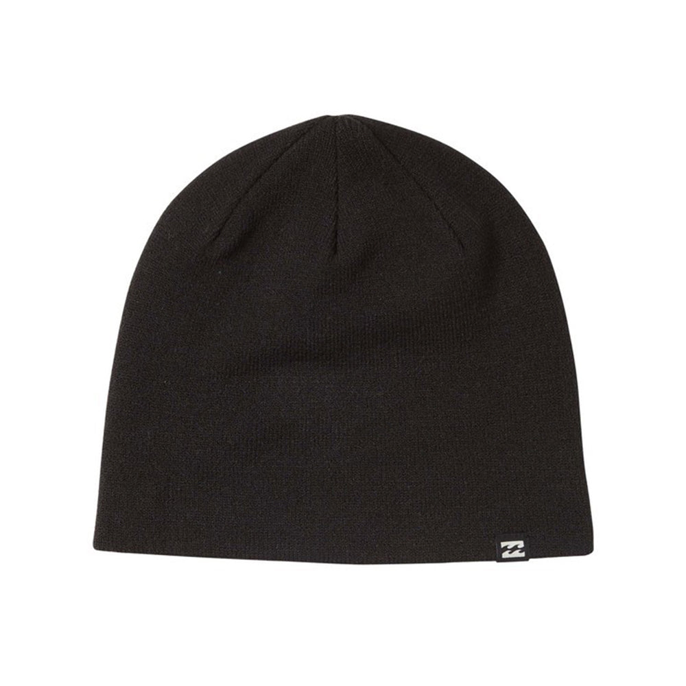 Billabong All Day Beanie Huer Black Sort F5BN01BIF7