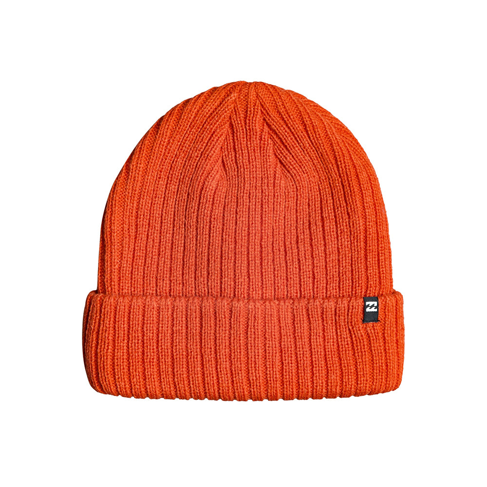 Billabong Arcade Fold Up Beanie Huer Orange U5BN23BIF0