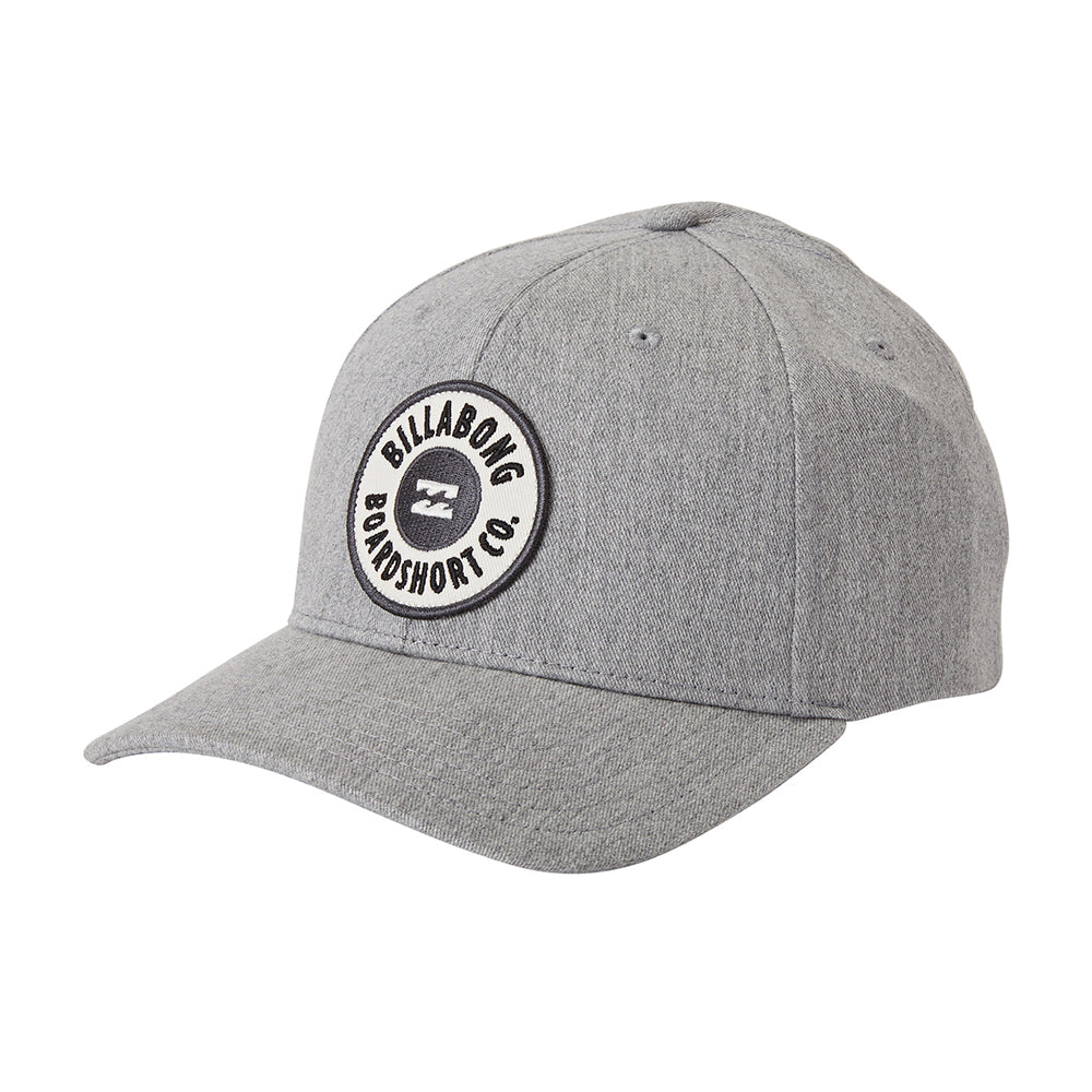 Billabong Walled Snapback Heather Grey Grå U5CM02BIF0