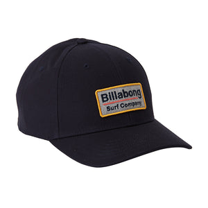 Billabong Walled Snapback Navy Blå U5CM02BIF0