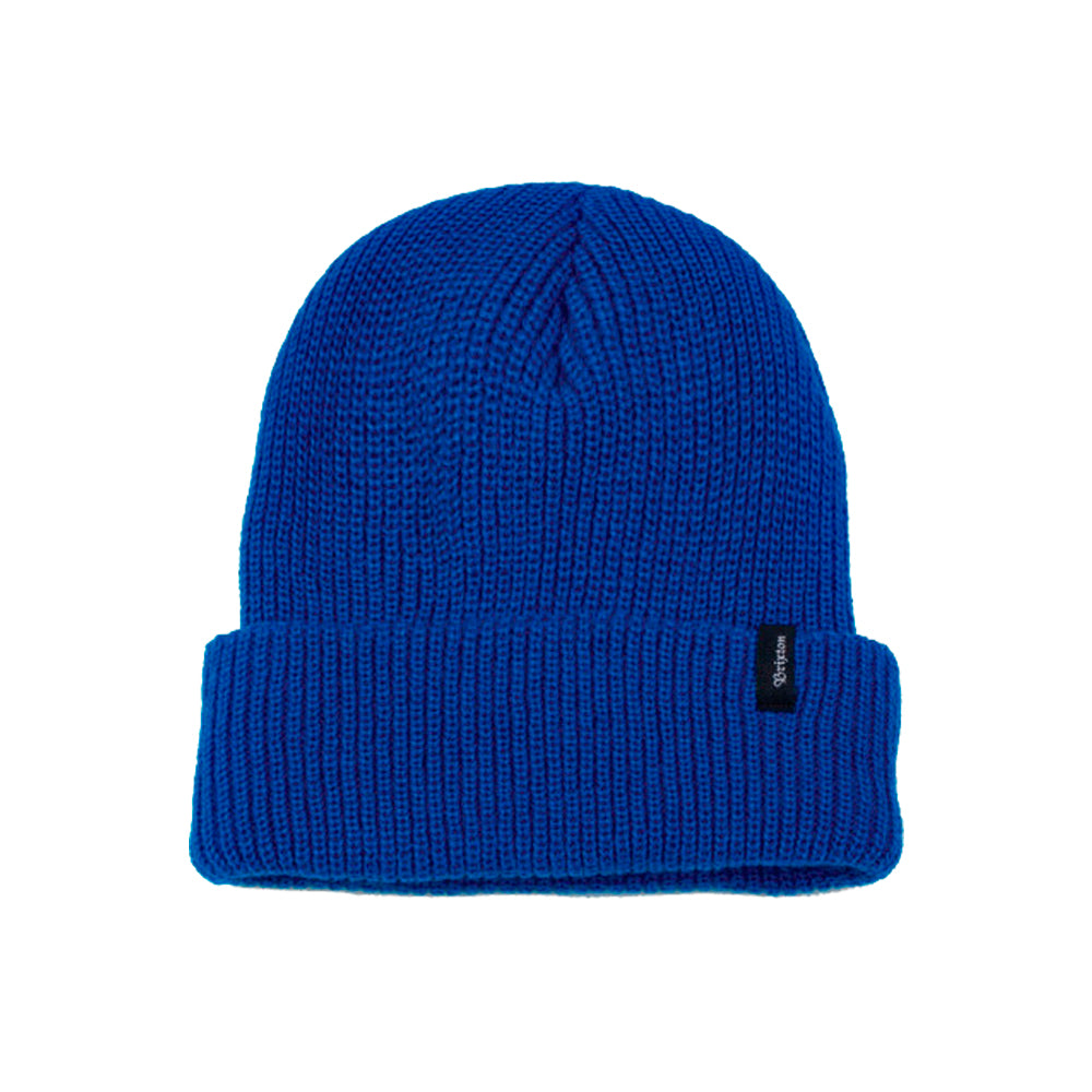 Brixton Heist Beanie Royal Blue Blå 10782-ROYAL