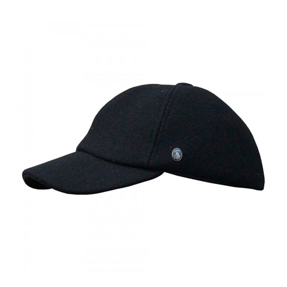 City Sport Dad Cap Adjustable 7029 2422 Black Sort