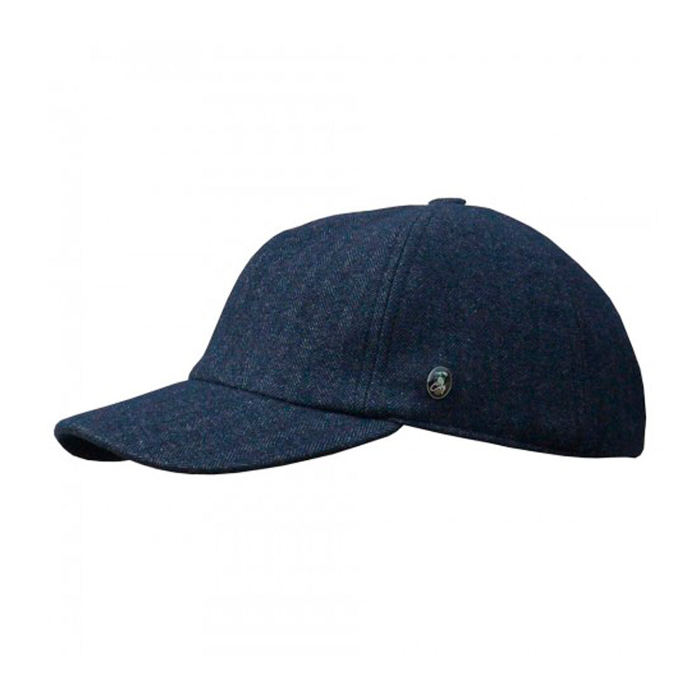 City Sport Dad Cap Adjustable 7029 3260 Dark Navy Mørkeblå Blå